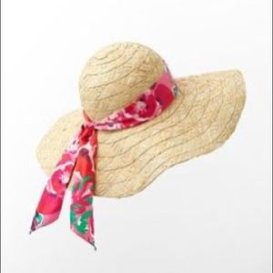 🌻5/$25🌻 Lilly Pulitzer | Floppy Straw Sun Hat